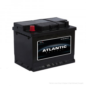 Yalcin Aku Atlantic 60Ah